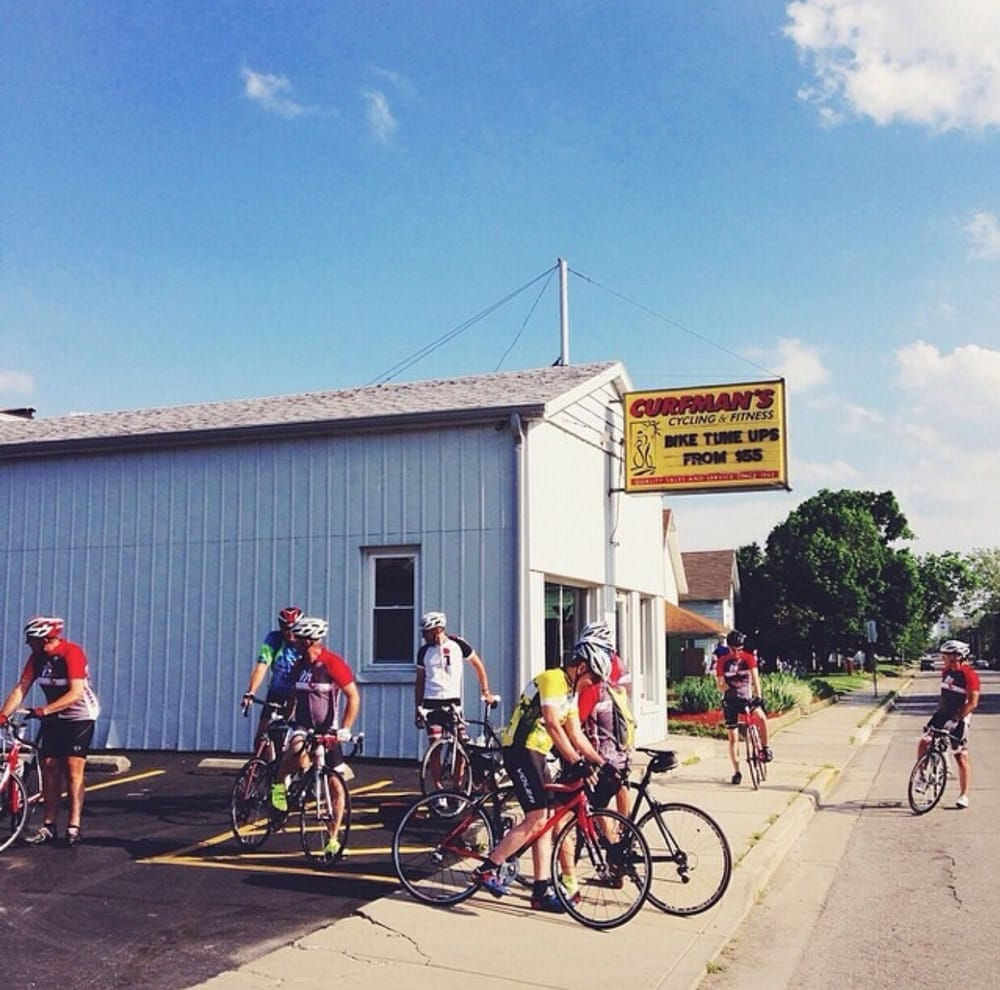 Curfman's Cyclery & Fitness: 426 N Washington St, Marion, IN