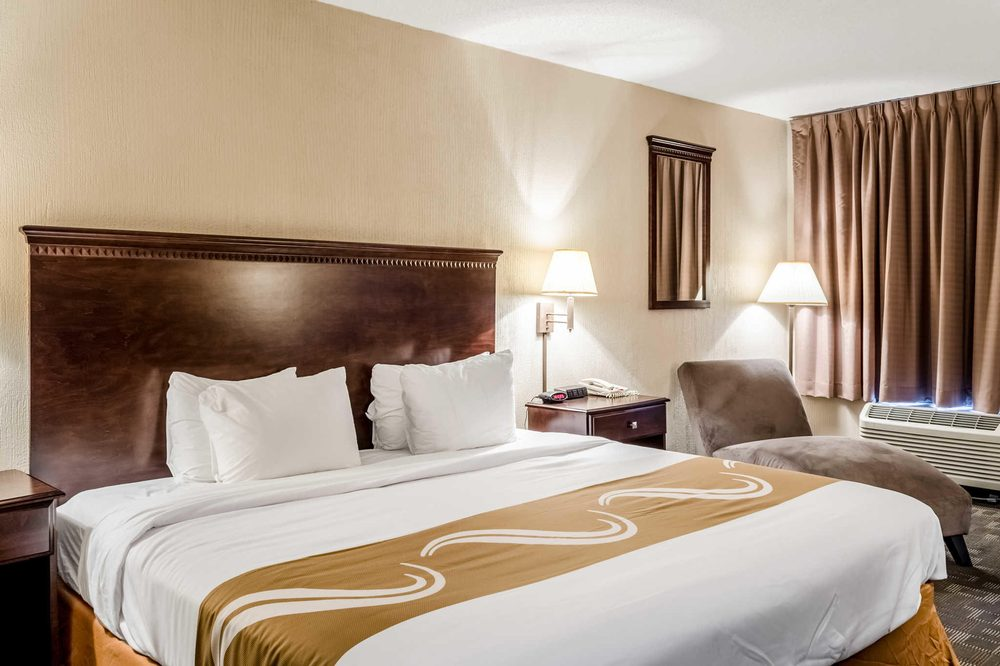 Quality Inn Moss Point - Pascagoula: 6800 Hwy 63, Moss Point, MS