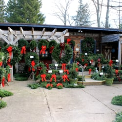 Awesome Photo Of Stonewall Garden Center   Canadensis, PA, United States. Wreathes  And Trees