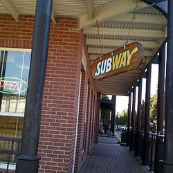 Subway Takeaway Fast Food 1400 Annunciation St Lower Garden District New Orleans La