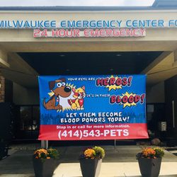 VCA Milwaukee Emergency Center for Animals - 3670 S 108th St