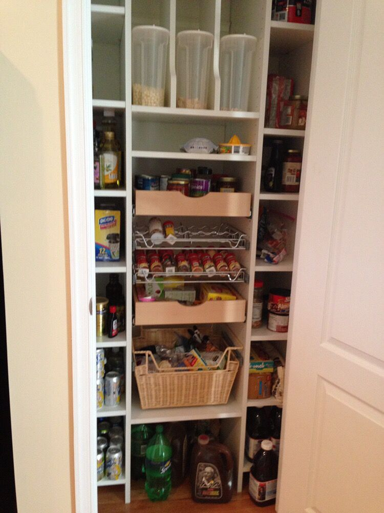 Pantry Filled Up Ready To Go Yelp