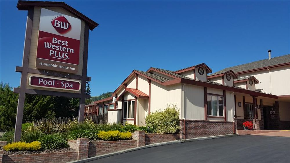 Best Western Plus Humboldt House Inn: 701 Redwood Dr, Garberville, CA