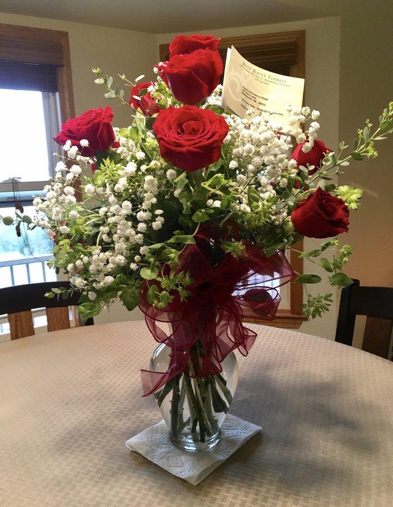 Rest Haven Florist: 267 Cleveland St, Blairsville, GA