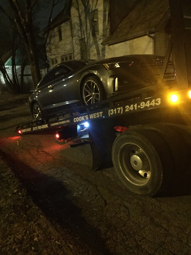 Cook's Towing Service