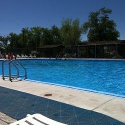 Municipal Swimming Pool Piscine 425 E Richards St Fallon Nv Stati Uniti Numero Di