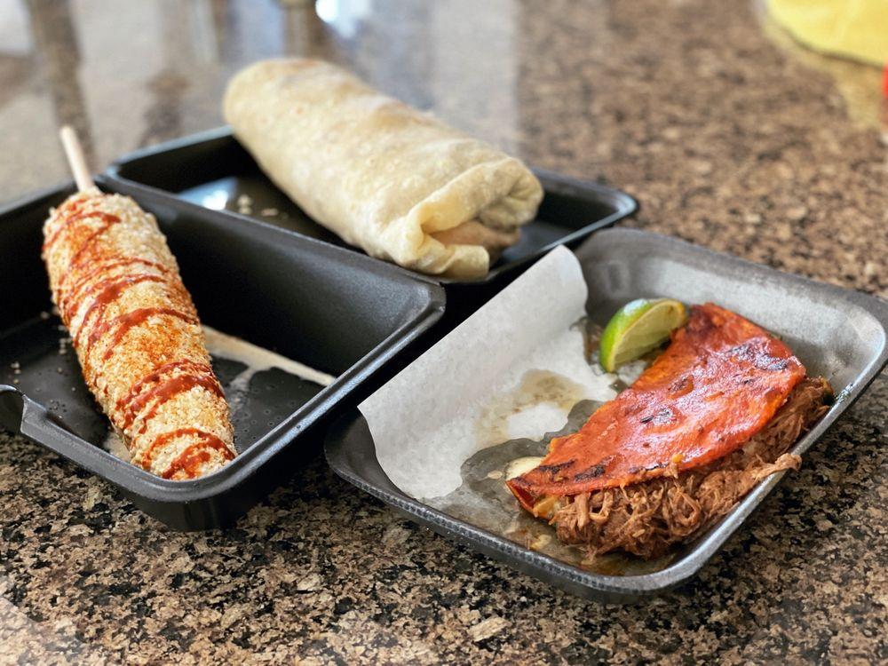 Bad Hombres Good Mexican Food: 8918 Carlton Hills Blvd, Santee, CA