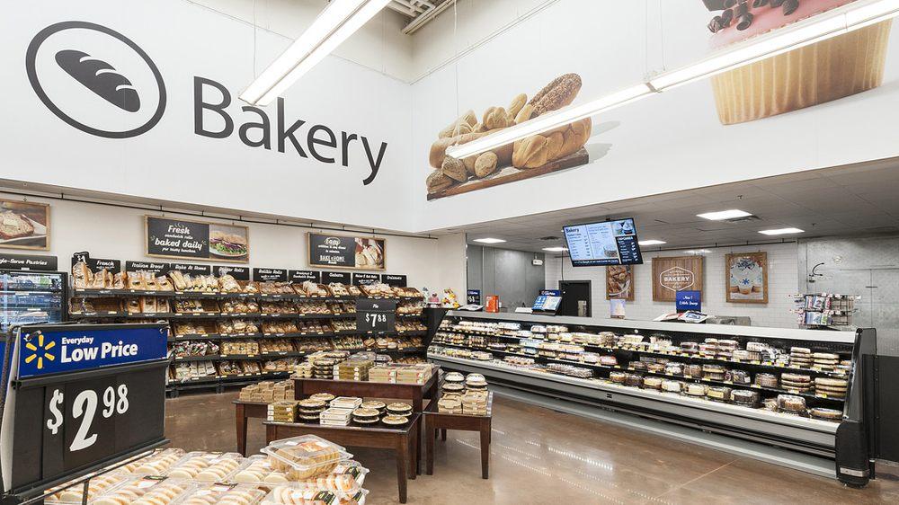 Walmart Bakery: 1537 S US Highway 231, Ozark, AL
