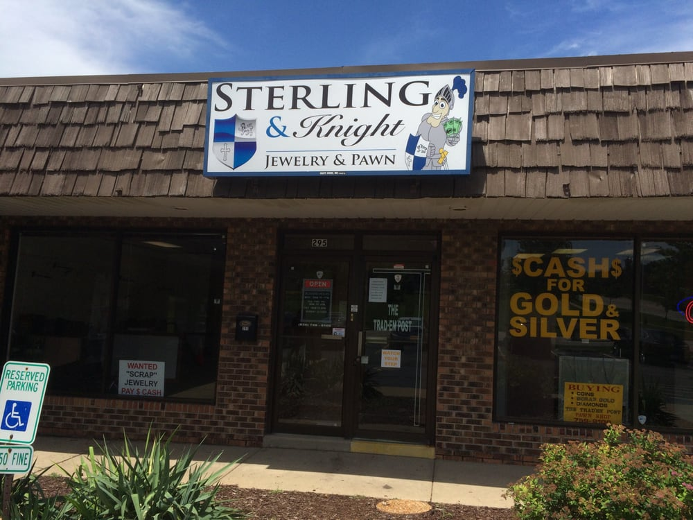 Sterling knight jewelry pawn pawn shops 295 s for Local jewelry stores near me