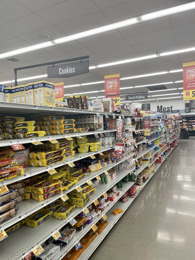 Food Lion: 22485 Lankford Hwy, Cape Charles, VA