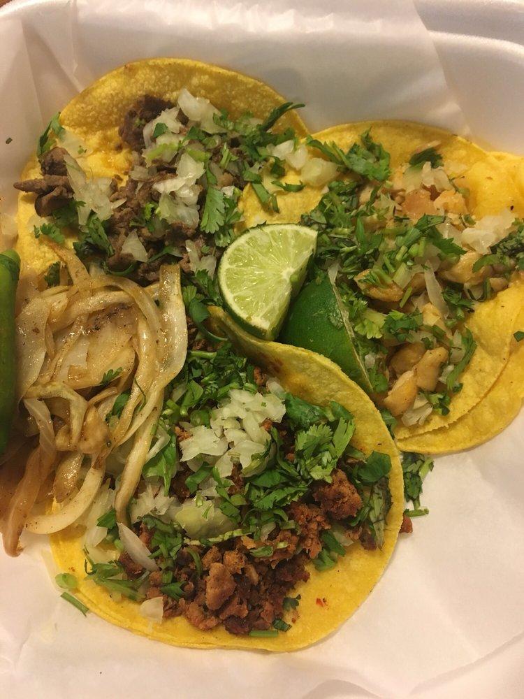 Food from Guadalajara Taqueria Y Carniceria