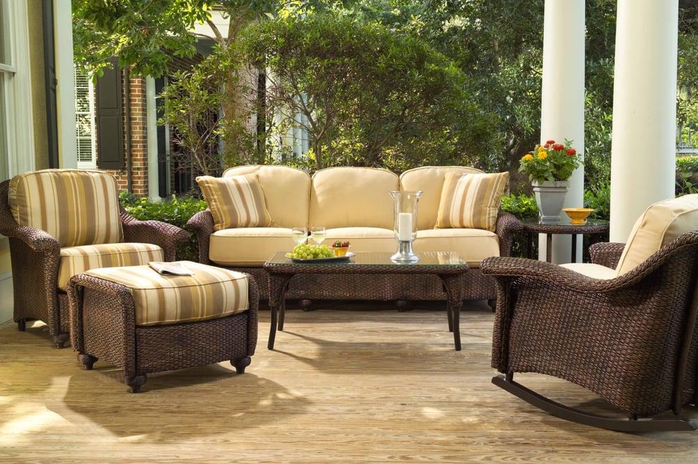 Lloyd Flanders Loom Outdoor Furniture - Yelp