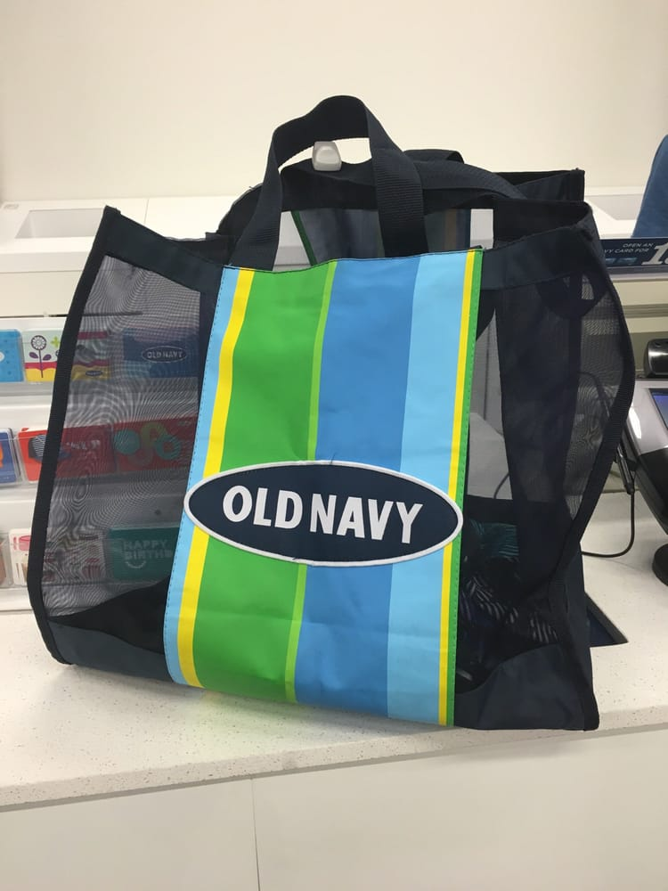 Photo Of Old Navy Arcadia Ca United States Ping Bag