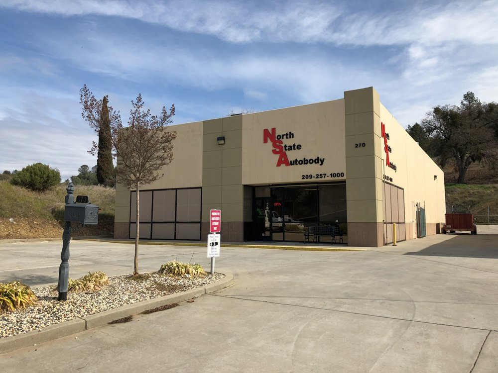North State Auto Body: 270 Scottsville Blvd, Jackson, CA