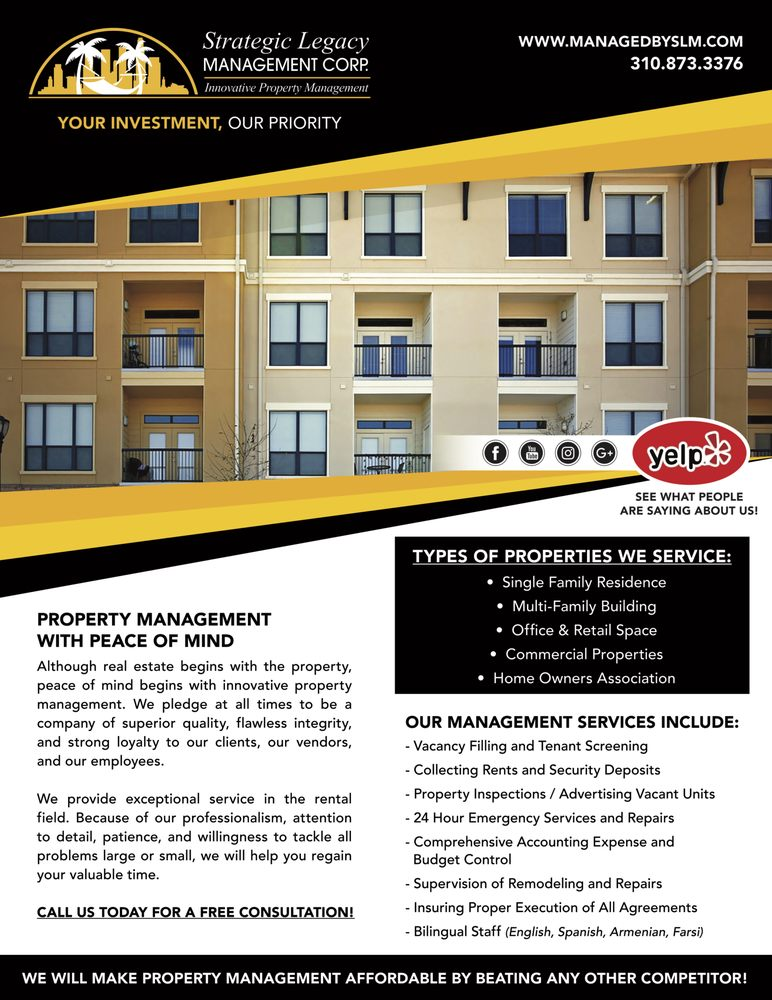 C And S Property Management Yelp