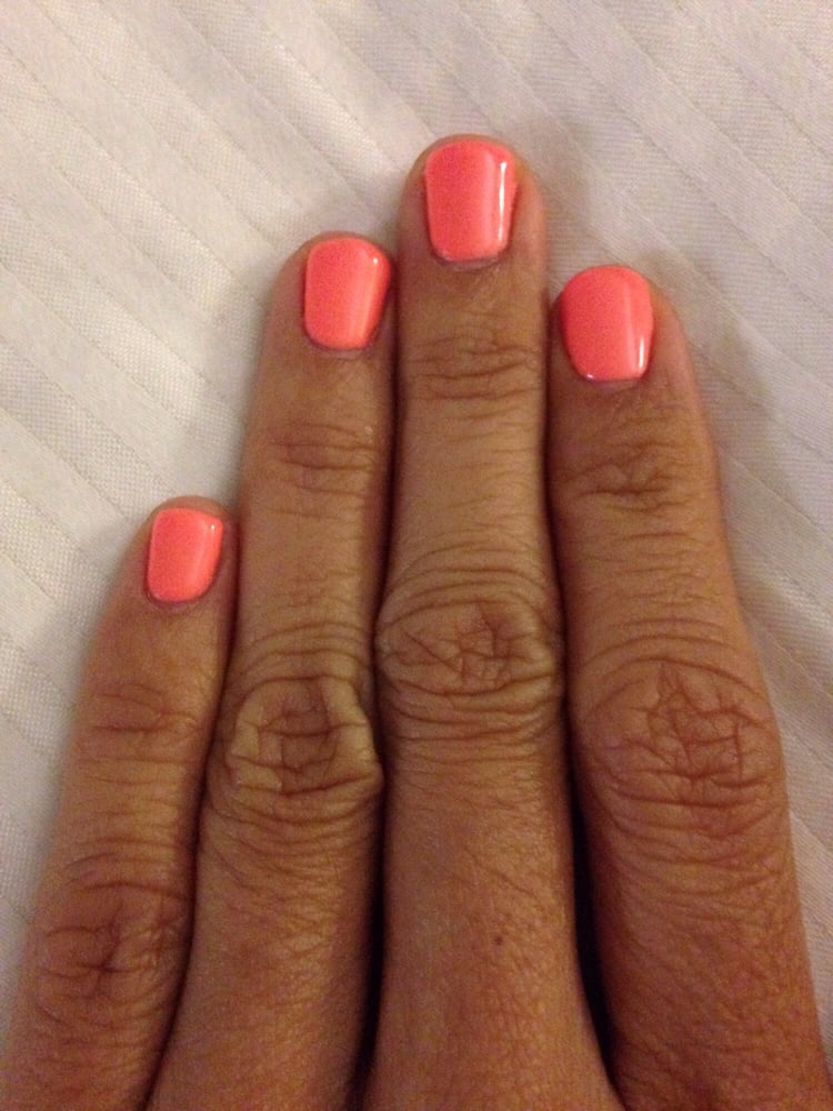 Matching hands and feet are a must! Chose this fun, summer color for ...
