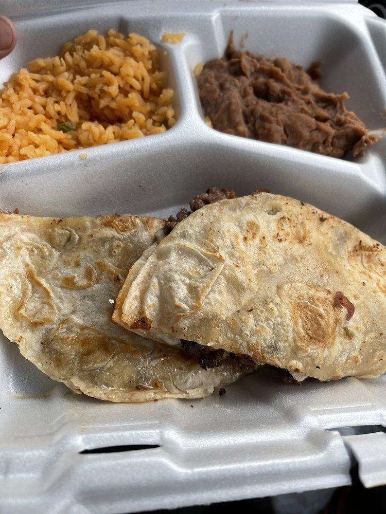 Tacos Mexico: 575 N Temple Dr, Diboll, TX