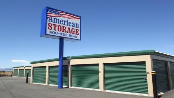 Photo of American Storage - East Helena MT United States. All metal buildings & American Storage - Self Storage - 4115 Double Eagle Rd East Helena ...