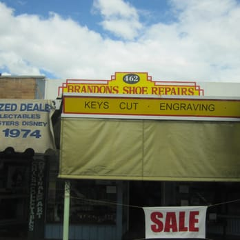 Shoe Repair Shops Brandon Fl