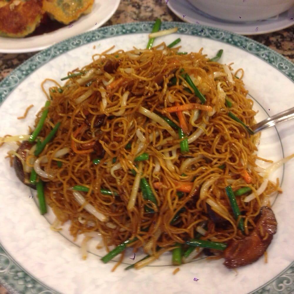 Xo Kitchen: Soy Sauce & Chicken Chow Mein