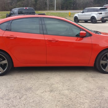 1 day auto tint home window tinting 4450 university dr for Little motors huntsville al