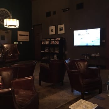 Photo Of The Lone Wolf Cigar Company Lounge
