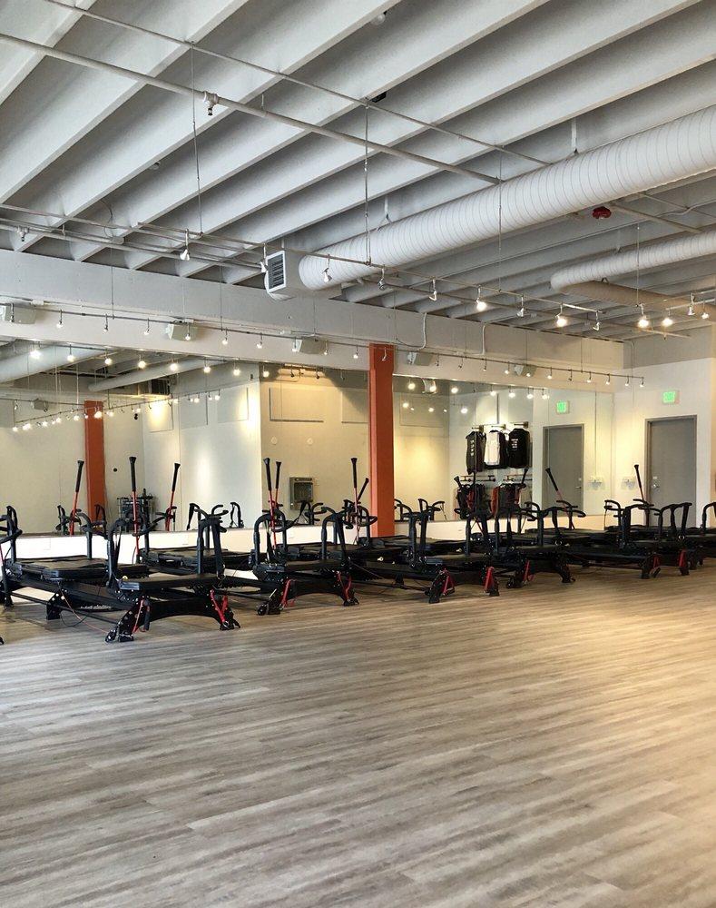 The Pursuit - A Lagree Fitness Studio: 10635 NE 8th St, Bellevue, WA