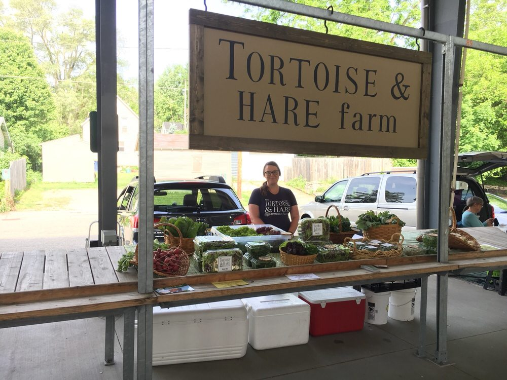 Tortoise & Hare Farm: 3940 N Weber Rd, Muskegon, MI