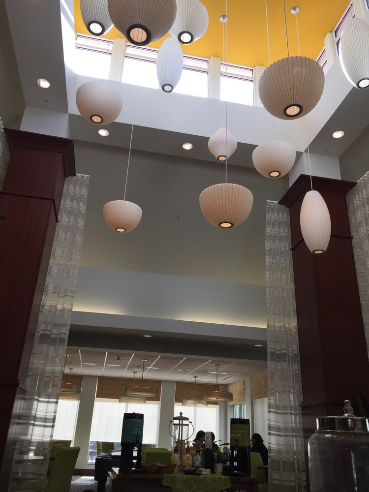 Photo Of Hilton Garden Inn Louisville Northeast   Louisville, KY, United  States. Lobby
