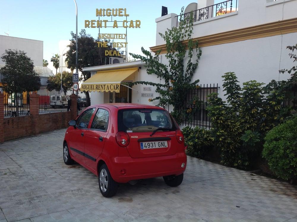 Car Rental Rota Spain