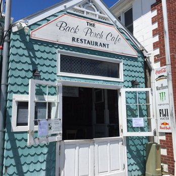 Back Porch Cafe Rehoboth Beach De