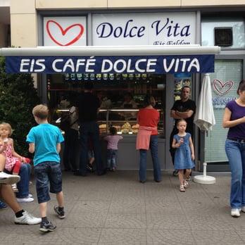 dolce vita 10 fotos 27 beitr ge eisdiele frozen yogurt welfenallee 3 7. Black Bedroom Furniture Sets. Home Design Ideas