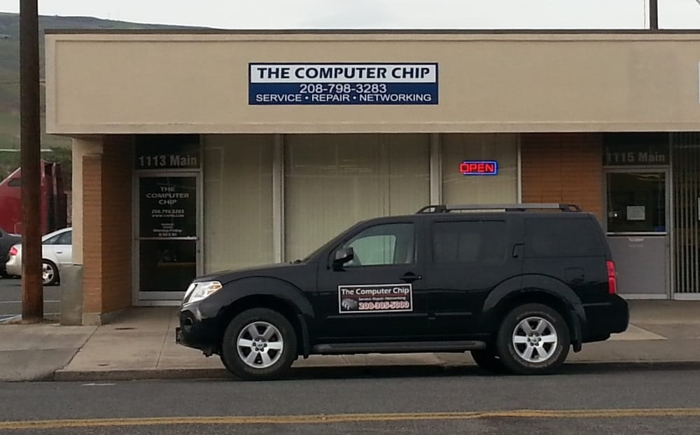 The Computer Chip: 1113 Main St, Lewiston, ID