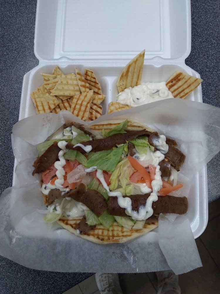 Ali's Sunoco Home Of Delicious Gyro & Chicago Corned Beef Reuben: 979 N Leavitt Rd, Amherst, OH