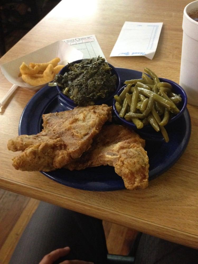 Bailey Cafe: 12544 Hanover St, Bailey, NC