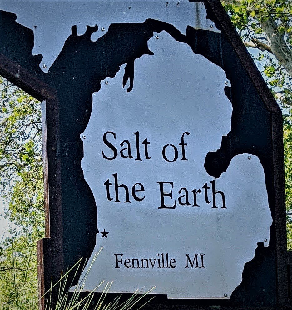 Salt of The Earth: 114 E Main St, Fennville, MI