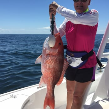 Hot spots charters 26 photos 17 reviews fishing for Pensacola beach fishing