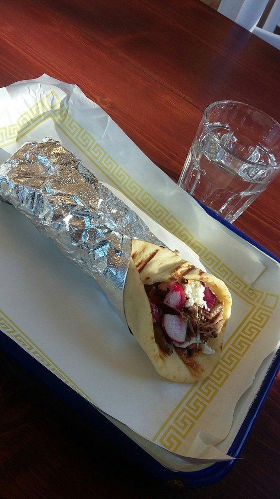 GREEK FOOD IMPORTS Market-Cafe