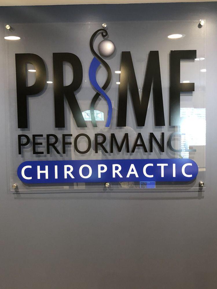 Prime Performance Chiropractic