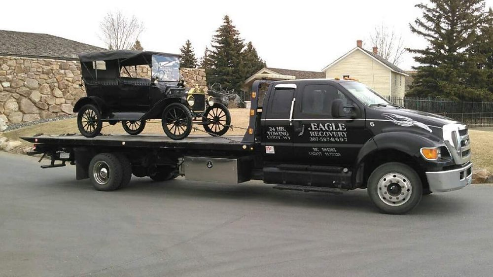 Eagle Recovery Towing & Repair: 534 Blackburn St, Cody, WY