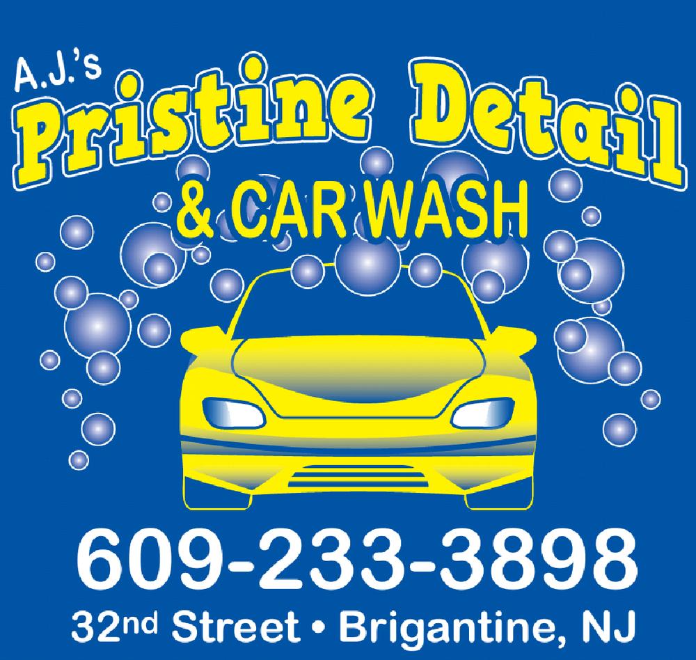 AJ's Pristine Detail & Carwash: 210 32nd St S, Brigantine, NJ