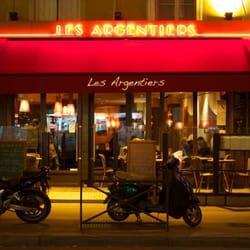 Les Argentiers - Paris, France