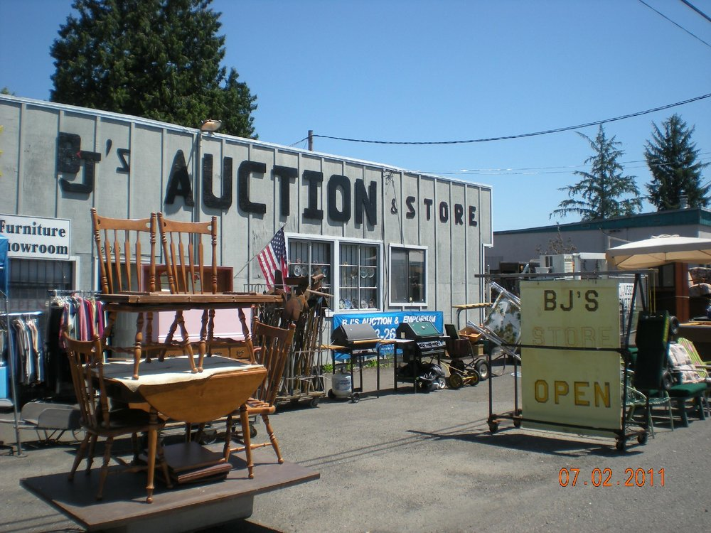 Bju0027s Emporium U0026 Auction   Furniture Stores   3775 W Powell Lp, Gresham, OR    Phone Number   Yelp