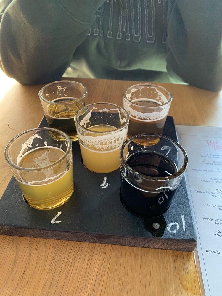 York Beach Beer Company: 33 Railroad Ave, York, ME