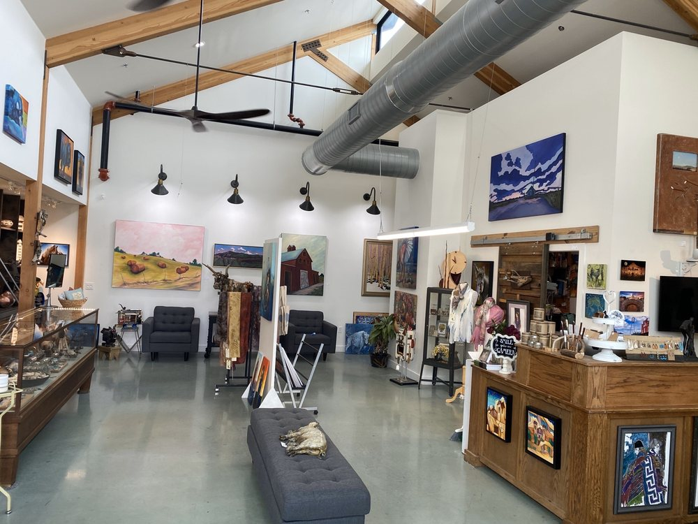 Assemblage Contemporary Craftsman Gallery: 306 S Main St, Buda, TX