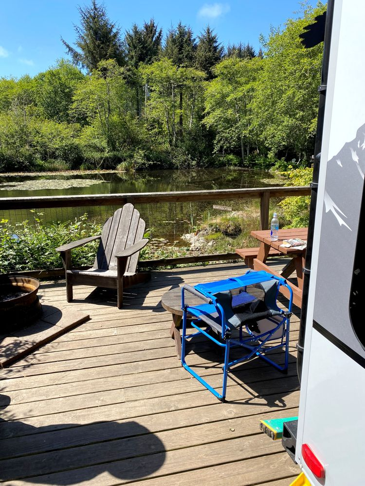 Azalea Glen Rv Park Campground: 3883 Patricks Point Dr, Trinidad, CA