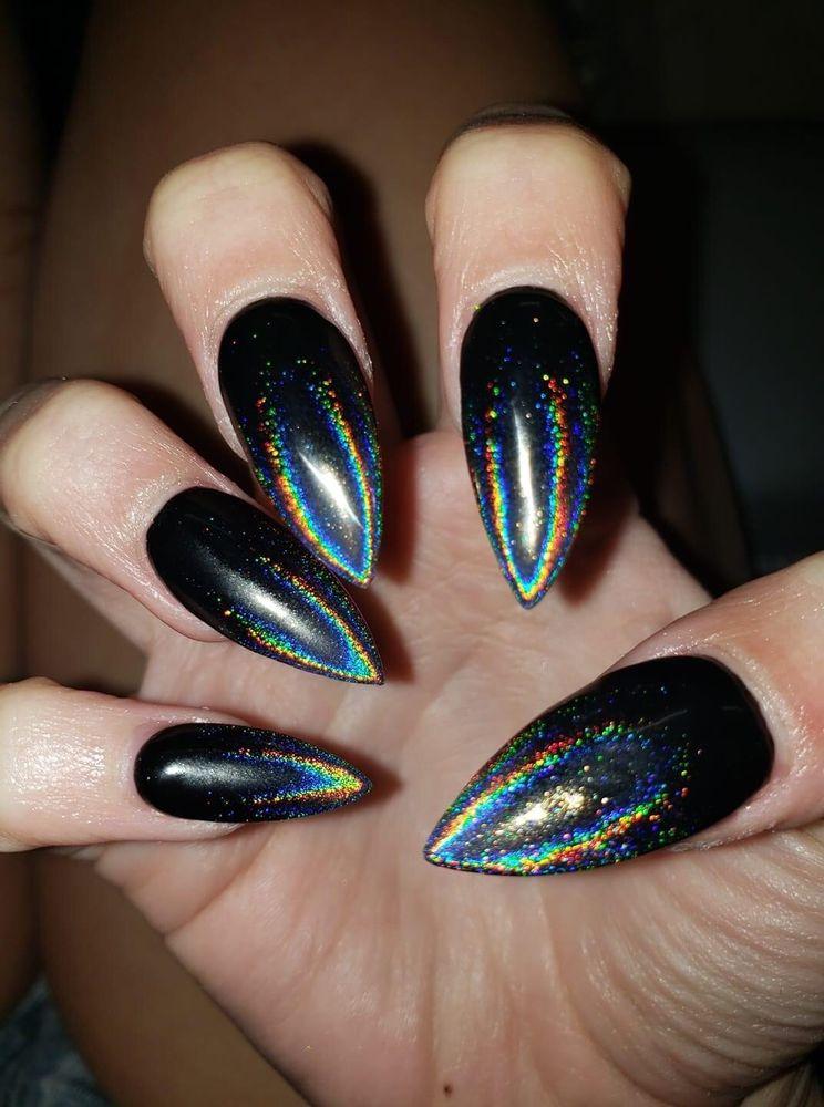 Diamond Nails & Spa: 2425 E Division St, Diamond, IL