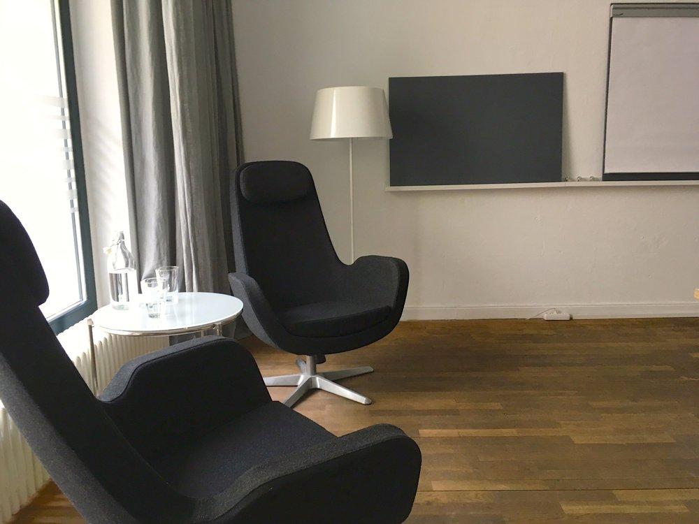 Bürogemeinschaft Berlin meine coachinngs finden in den stilvollen räumen der l19