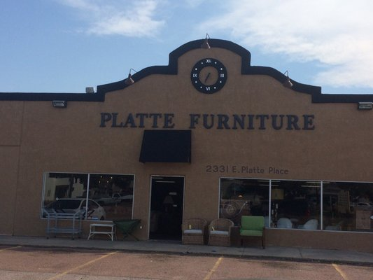 Platte Furniture 2331 Platte Pl Colorado Springs Co Furniture Used