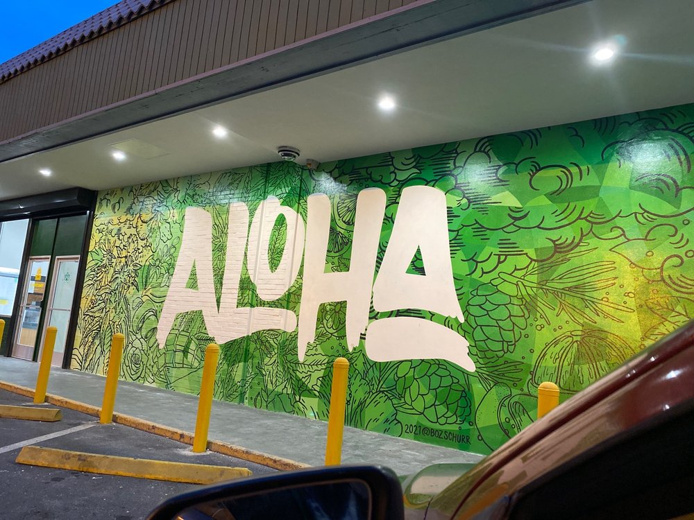 Aloha Green Herb House: 3131 N Nimitz Hwy, Honolulu, HI